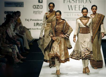 Indian Fashion High On Hype But Buyers Missing Reuters