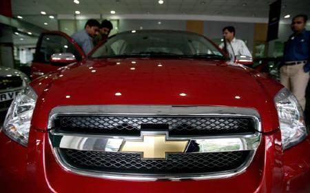 Gm To Launch Suv In India Keen On Small Car Segment Reuters