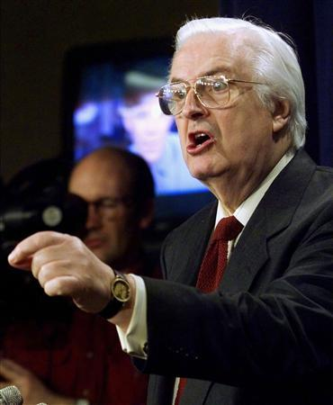 Former Rep  Henry Hyde, abortion foe, dies at 83 - Reuters
