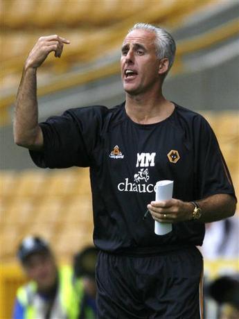 12月5日、サッカーの元アイルランド代表監督ミック・マッカーシー氏、韓国代表監督就任を辞退。昨年7月撮影(2007年 ロイター/Darren Staples)