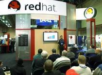 <p>Le lancement de la nouvelle version du système d'exploitation Linux de Red Hat, qui devait être lancée en août dans les pays émergents et dont la sortie a déjà été différée à deux reprises, a été repoussé au mois de janvier. /Photo d'archives/REUTERS/Chip East</p>