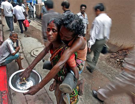 The organised begging racket in India is prospering substantially: Pay Attention !!