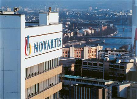 The Novartis headquarters in Basel, Switzerland is seen in an undated file photo. Swiss drugmaker Novartis AG announced a deep restructuring plan, aiming for annual savings of $1.6 billion in 2010 and slashing 2,500 jobs, or 2.5 percent of its global total. REUTERS/Novartis/Handout