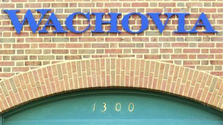 a wachovia branch in mclean virginia in a file photo as more banks report write downs tied to the global credit crunch analysts say wachovia may have