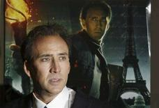 "<p>Nicolas Cage alla premiere newyorkese del suo nuovo film, ""National Treasure: Book Of Secrets"", ai vertici delle classifiche delle pellicole più viste in Nord America. REUTERS/Lucas Jackson (UNITED STATES)</p>"