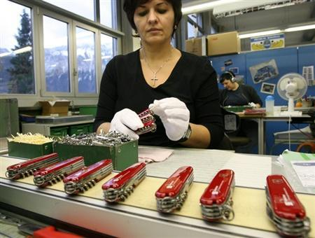 Swiss Army Knife Makers Branch Out Reuters