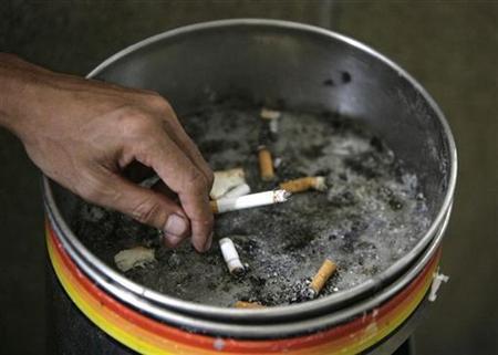 smoking in thailand