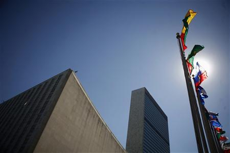 The United Nations Building Is Seen In New York September 24 2007 UN Security Council On Friday Strongly Condemned An Attack By Sudanese Army Troops
