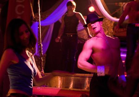 Male Strippers Just Part Of Moscow Girl S Night Out Reuters