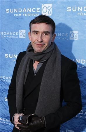 Actor Steve Coogan arrives to attend the premiere of the film ''Hamlet 2'' during the 2008 Sundance Film Festival in Park City, Utah January 21, 2008. REUTERS/Lucas Jackson