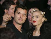 <p>Il musicista Gavin Rossdale e la moglie Gwen Stefani in un'immagine dello scorso dicembre. REUTERS/Steve Marcus</p>
