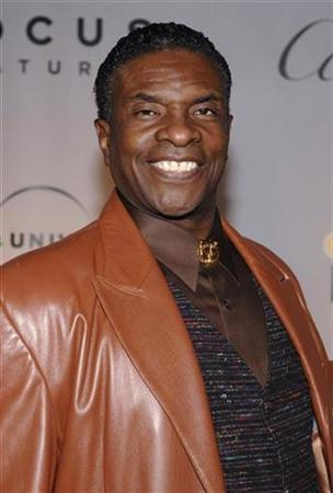Actor Keith David attends the NBC, Universal Pictures and Focus Features 64th annual Golden Globes after party at the Beverly Hilton Hotel in Beverly Hills, California on January 15, 2007. Videogames have helped resuscitate the careers of many film and television actors, whose distinctive voices can make them a hot commodity in the game world even as their status in Hollywood fades. REUTERS/Phil McCarten