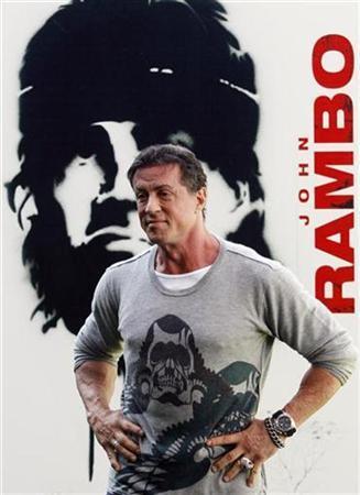 Myanmar junta takes aim at latest Rambo movie   Reuters com