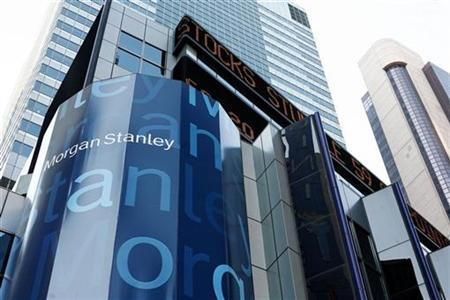 Morgan Stanley cuts around 150 London jobs - Reuters