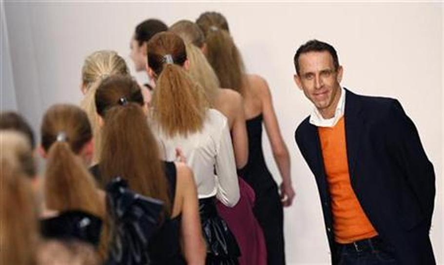 Fashion Moment With Designer Ben De Lisi Reuters