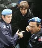 <p>Immagine d'archivio di Raffaele Sollecito. REUTERS/Daniele La Monaca (ITALY)</p>