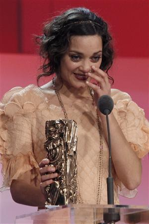 Cotillard Wins Top French Film Award For Piaf Role Reuters