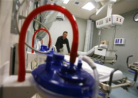 ER of future fights threats big and small - Reuters