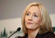 <p>J.K. Rowling in una foto d'archivio. REUTERS/Mark Blinch (CANADA)</p>