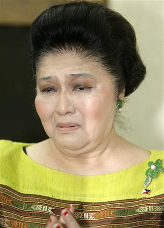 Court acquits Imelda Marcos of salting away cash - Reuters