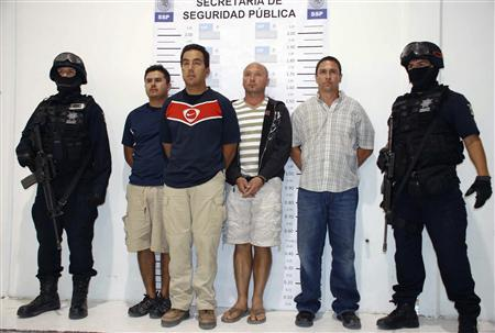 Mexico captures key Tijuana drug cartel operative | Reuters com