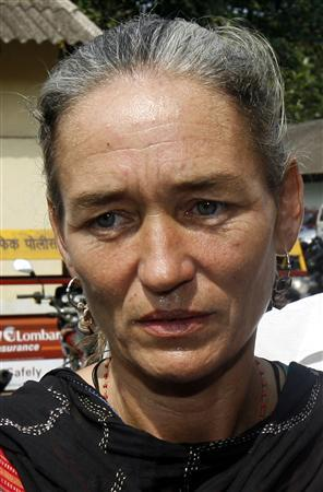 Indian Police Question Keelings Mother