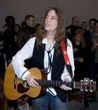 <p>Patti Smith, 27 marzo 2008. REUTERS/Charles Platiau</p>