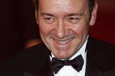 <p>L'attore americano Kevin Spacey. REUTERS/Stephen Hird</p>