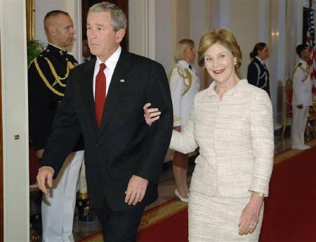 ブッシュ米大統領夫人 nbcのニュース番組で司会へ ロイター