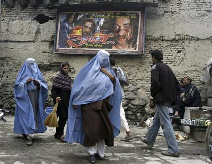Indian soap operas stir outrage in Afghanistan - Reuters
