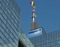 <p>Le gouvernement belge n'est pas contre le principe de réduire sa participation dans l'opérateur historique Belgacom, a déclaré une porte-parole officielle, ce qui apparait être un virage complet de la position du gouvernement, de l'avis des analystes. /Photo d'archives/REUTERS/Thierry Roge</p>
