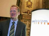 <p>L'amministratore delegato di Swisscom, che controlla Fastweb, Carsten Schloter. REUTERS/Loris Savino (ITALY)</p>