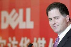 <p>Michael Dell, fondatore e presidente di Dell. REUTERS/Aly Song (CHINA)</p>