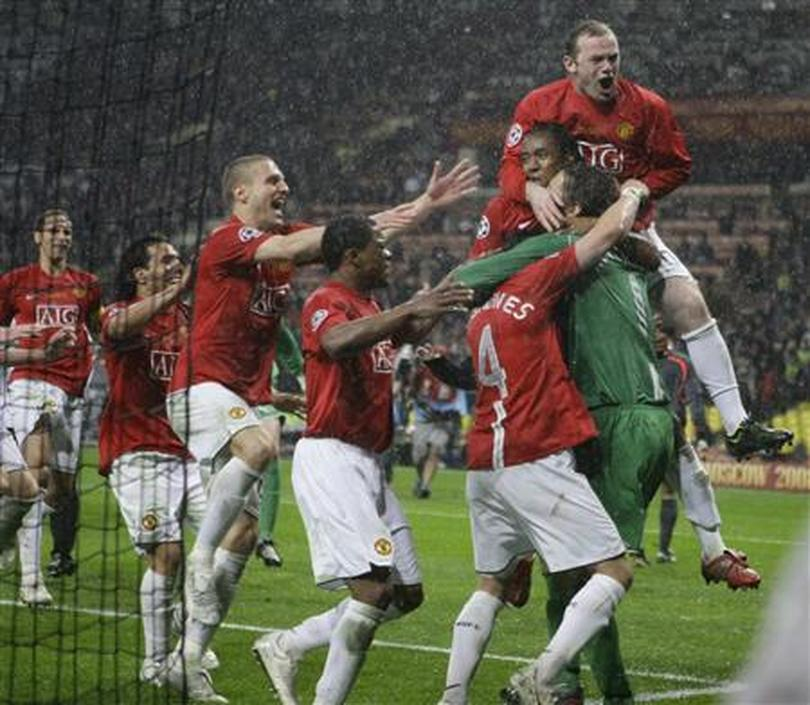 manchester united wins champions league reuters com manchester united wins champions league