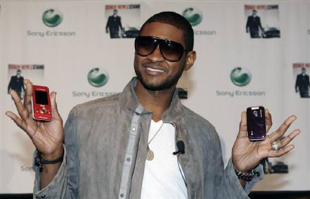 Usher sitting pretty in charts with Here I Stand - Reuters