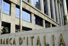 <p>La sede di Bankitalia a Roma. REUTERS/Alessandro Bianchi</p>
