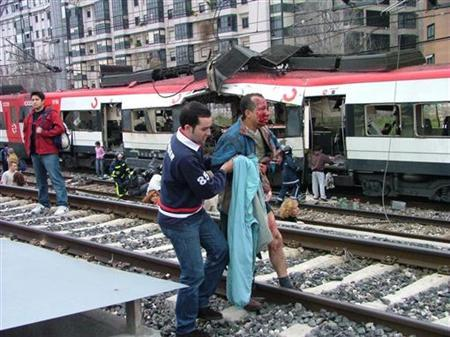 madrid train station bombing