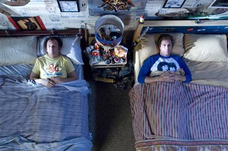 Ferrell Reilly Ad Lib Way Through Step Brothers Reuters
