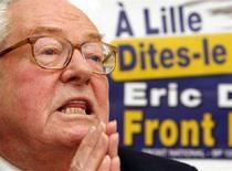 <p>Jean-Marie Le Pen. REUTERS/Pascal Rossignol (FRANCE)</p>