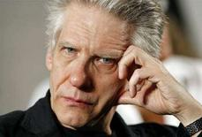 <p>Il regista canadese David Cronenberg. REUTERS/Jean-Paul Pelissier</p>