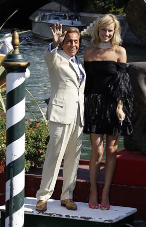 New Film Honors Valentino Last King Of Fashion Reuters Com