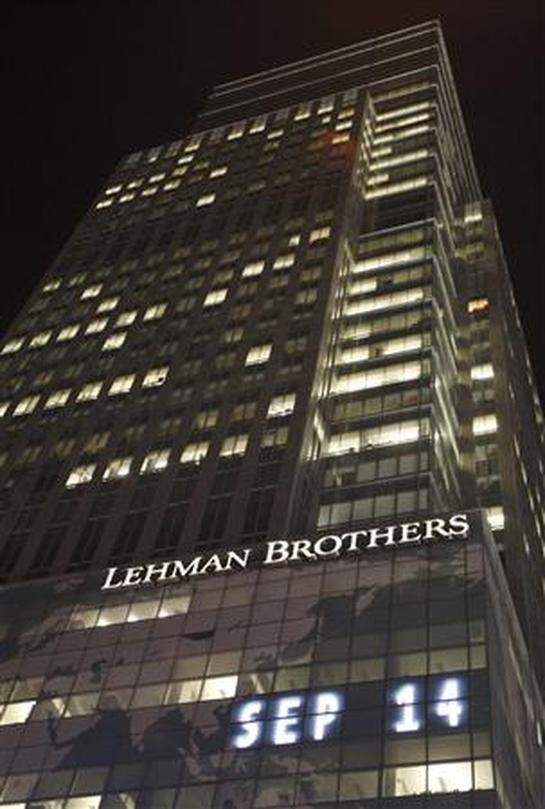 letting go of lehman brothers Economic 9-11: did lehman brothers fall or was it pushed how could the decision makers not realize the dire consequences of letting lehman go down.