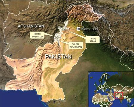 Pakistani troops fired on two U.S. helicopters that intruded into Pakistani territory on Sunday night, forcing them to turn back to Afghanistan, a senior security official with knowledge of the clash said on Monday. REUTERS/Graphic