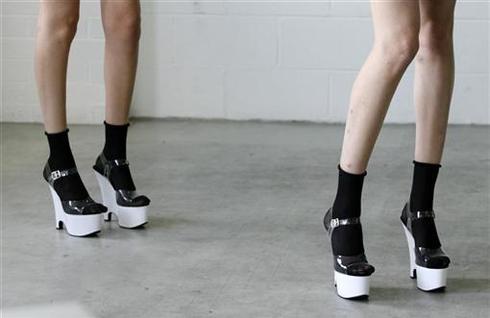 Fashionista feet