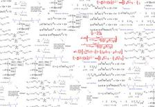 <p>A series of mathematical equations in a combination image. Americans may like to make fun of girls who are good at math, but this attitude is robbing the country of some of its best talent, researchers reported on Friday. REUTERS/Composite</p>