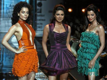 Bollywood film offers peek into fashion trade   Reuters.com