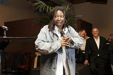 <p>L'attrice Whoopi Goldberg. REUTERS/Erin Siegal (UNITED STATES)</p>