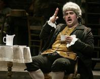 """<p>A dress rehearsal of Giovanni Paisiello's opera buffa """"Il matrimonio inaspettato"""" in a 2007 photo. REUTERS/Calle Toernstroem</p>"""