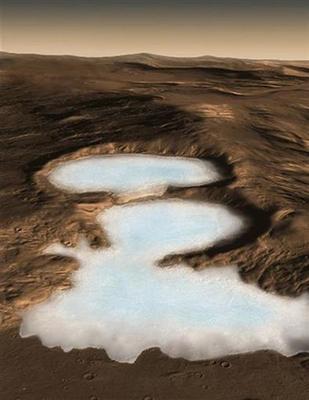 Mars revealed