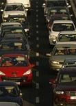 """<p>Traffico sotto controllo a Pisa con tecnologia del """"data mining"""". REUTERS/Marcelo del Pozo</p>"""